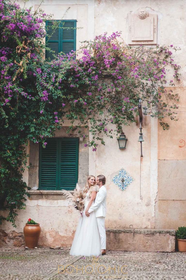 destination wedding photography in mallorca