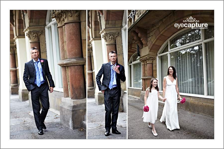 Documentary Wedding Photographers Harrogate At Bilton House