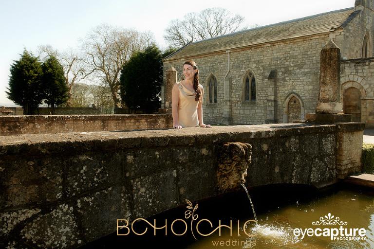 hazlewood castle wedding photographers