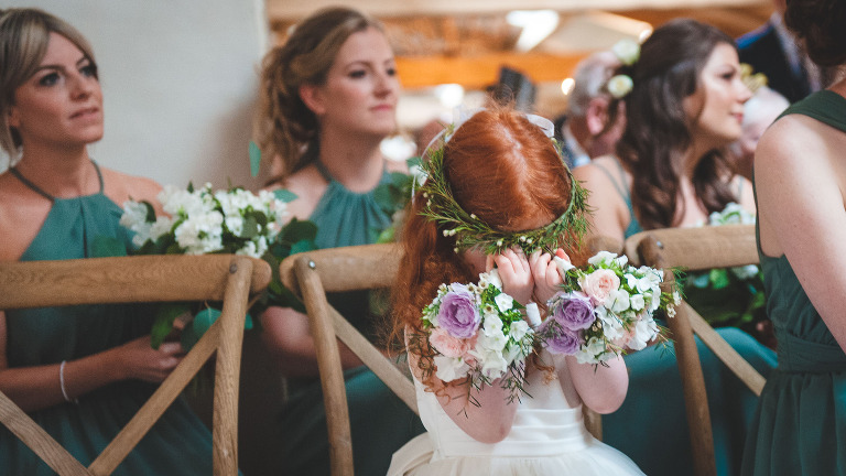 natural wedding photography at Middleton Lodge Fig House in north yorkshire