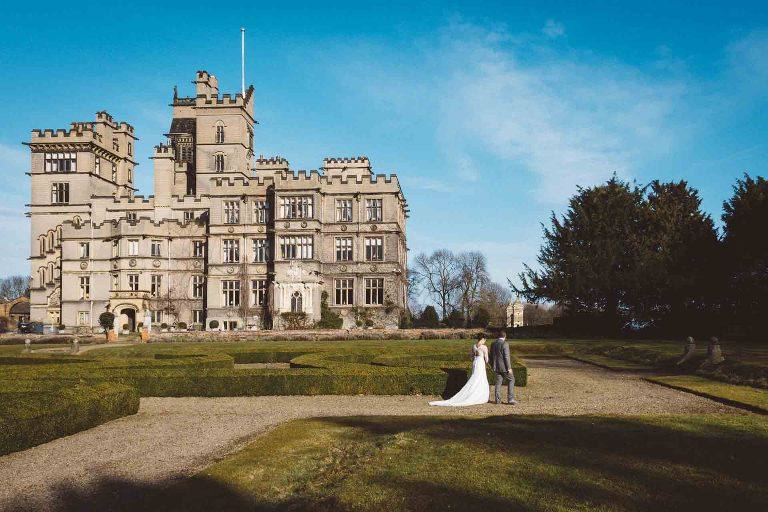 carlton towers wedding by yorkshire photographer catherine kerr