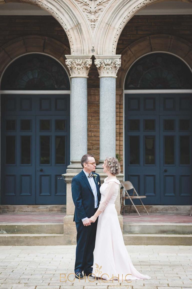 the chapel harrogate wedding