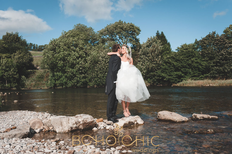 broughton hall estate in skip ton has a contemporary barn called Eden and surrounding land for weddings